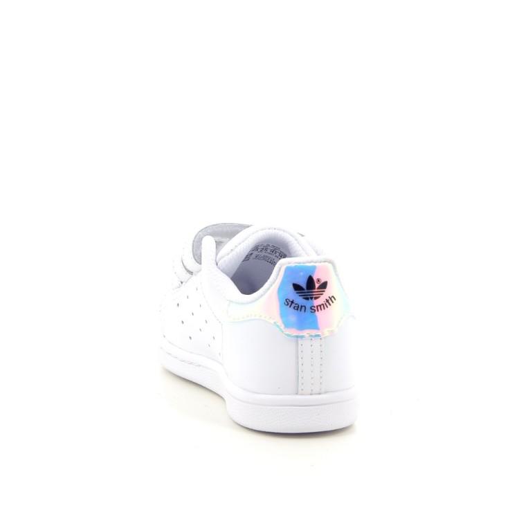Adidas kinderschoenen sneaker wit 186786