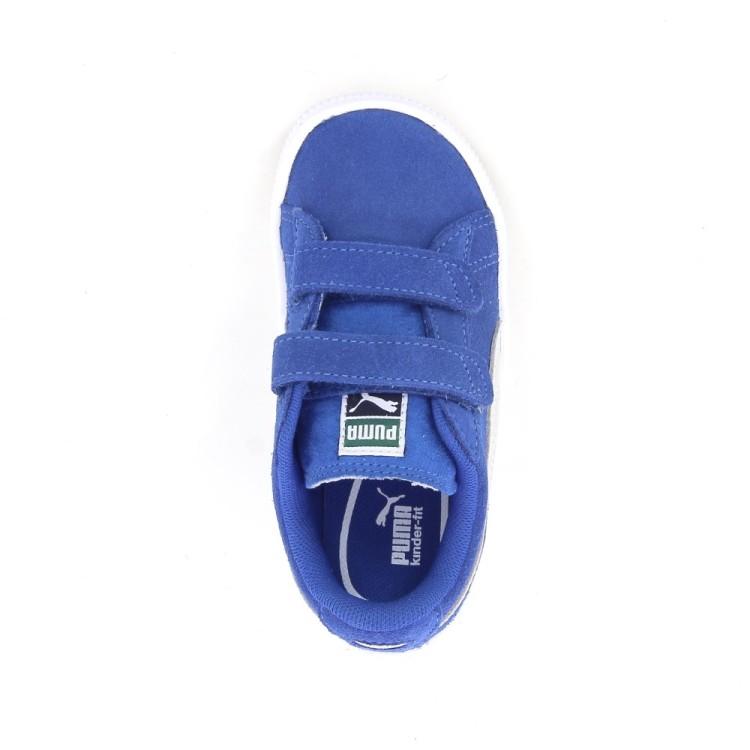 Puma kinderschoenen sneaker felblauw 181341