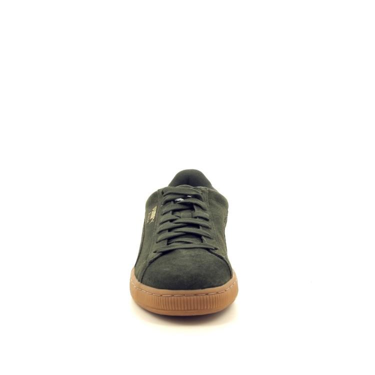 Puma herenschoenen sneaker kaki 187338