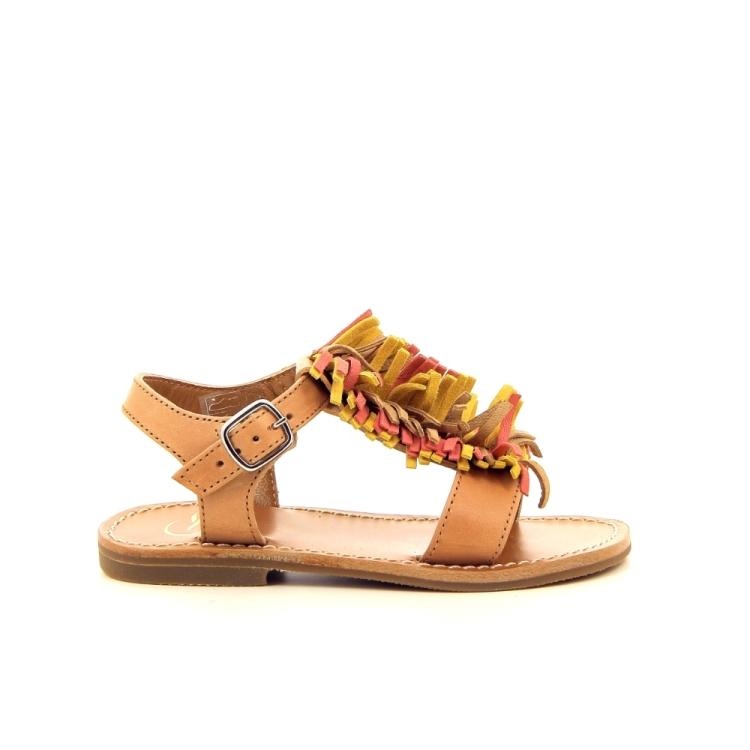 Gallucci kinderschoenen sandaal naturel 183451
