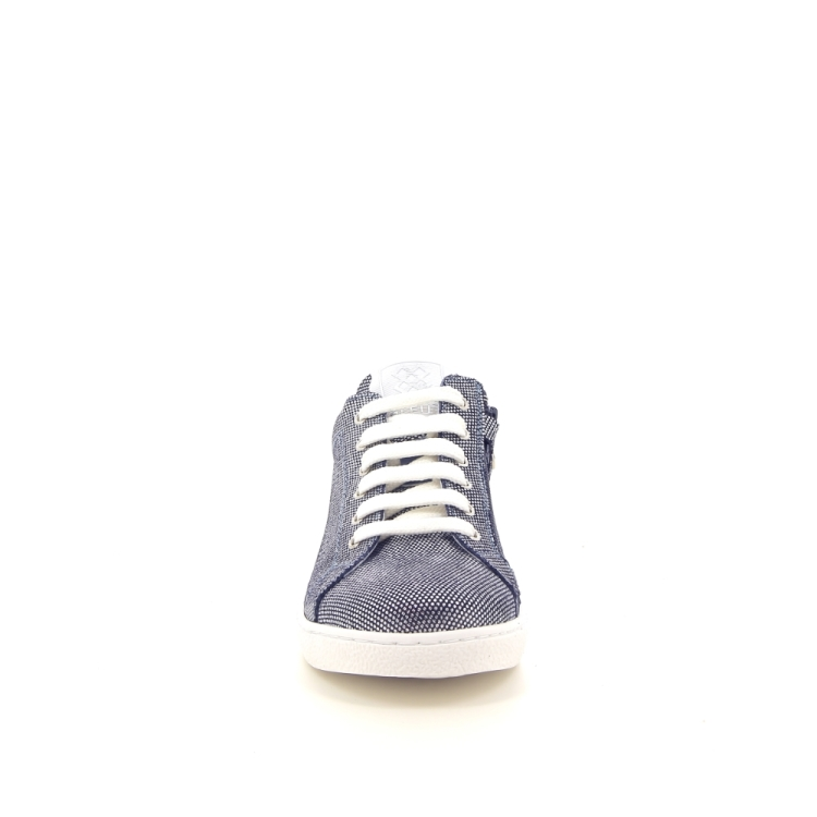 Terre bleue kinderschoenen veterschoen jeansblauw 182242