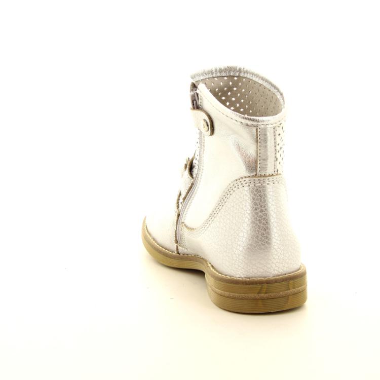 Terre bleue kinderschoenen boots zilver 10450