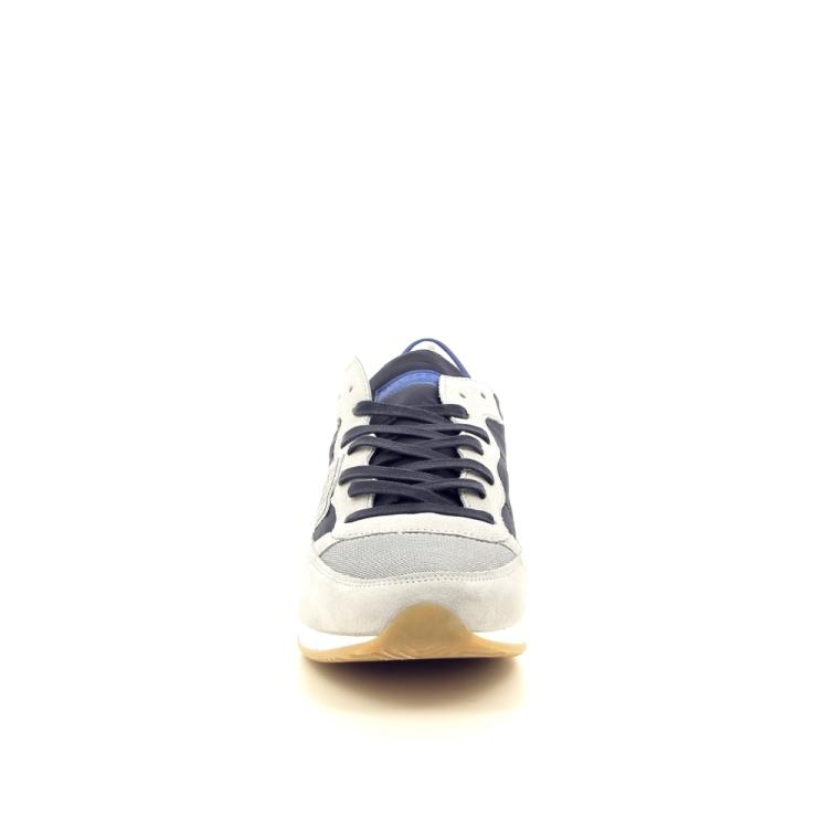 Philippe model herenschoenen sneaker lichtgrijs 191777
