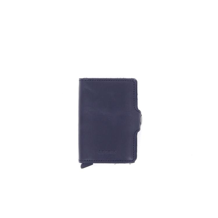 Secrid accessoires portefeuille zwart 180539