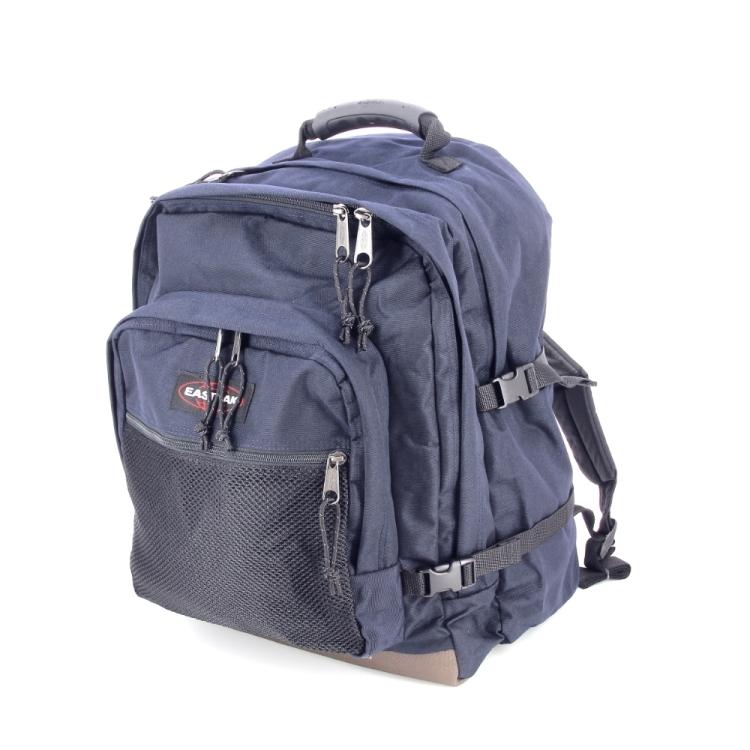 Eastpak tassen rugzak donkerblauw 187503