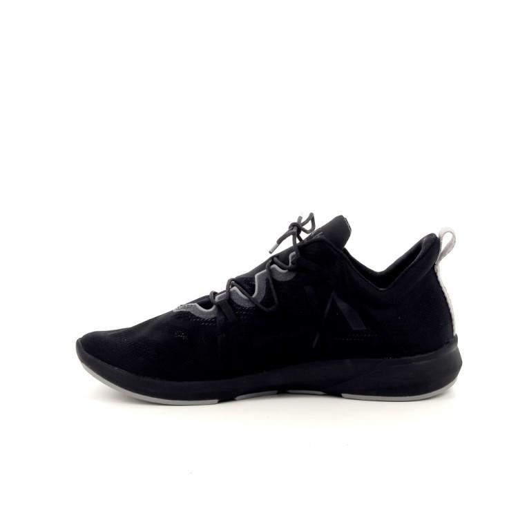 Arkk  herenschoenen sneaker zwart 187323