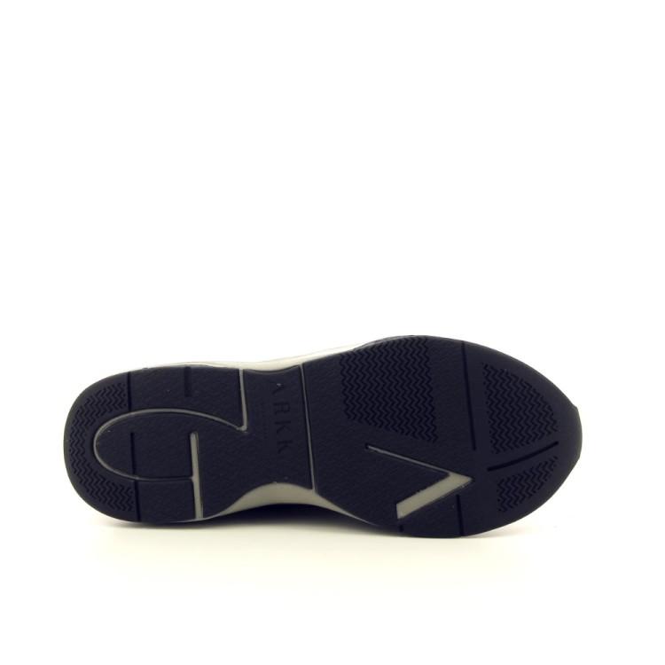 Arkk  damesschoenen sneaker kaki 190773