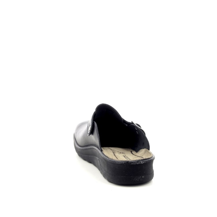 Romika herenschoenen pantoffel zwart 188436
