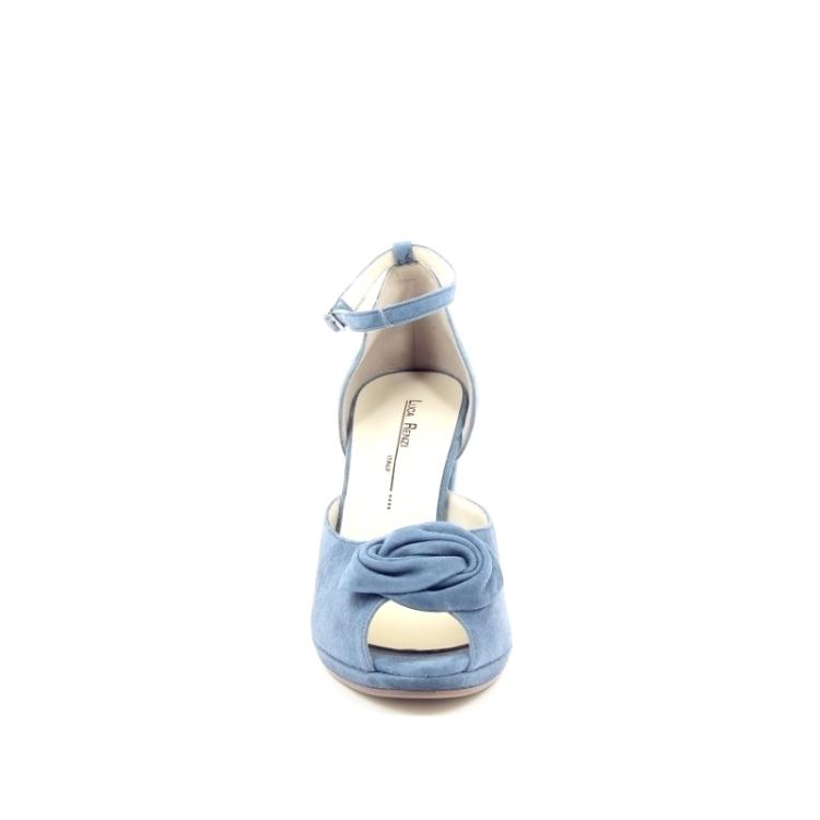 Luca renzi damesschoenen sandaal hemelsblauw 175713