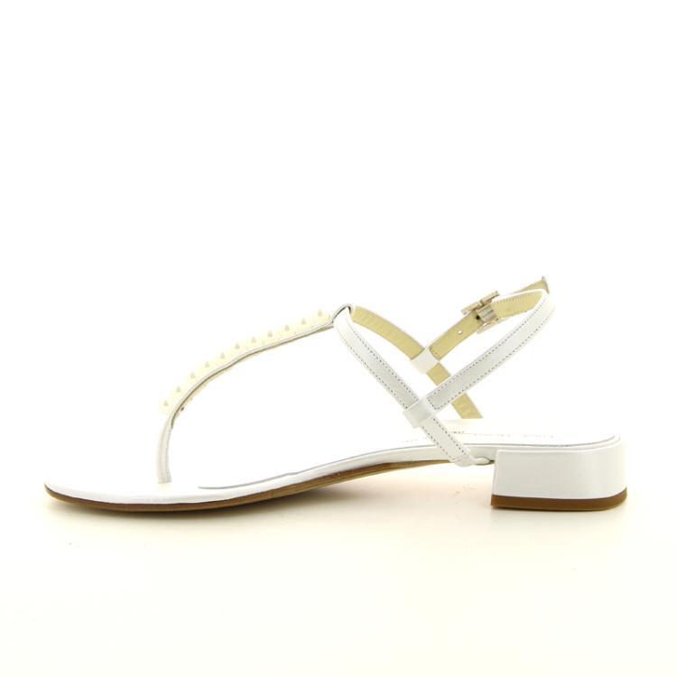 Luca renzi damesschoenen sandaal wit 15232