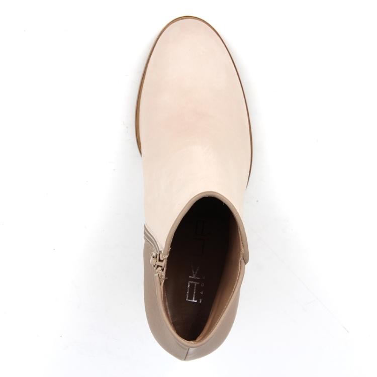 Akua damesschoenen boots licht beige 88095