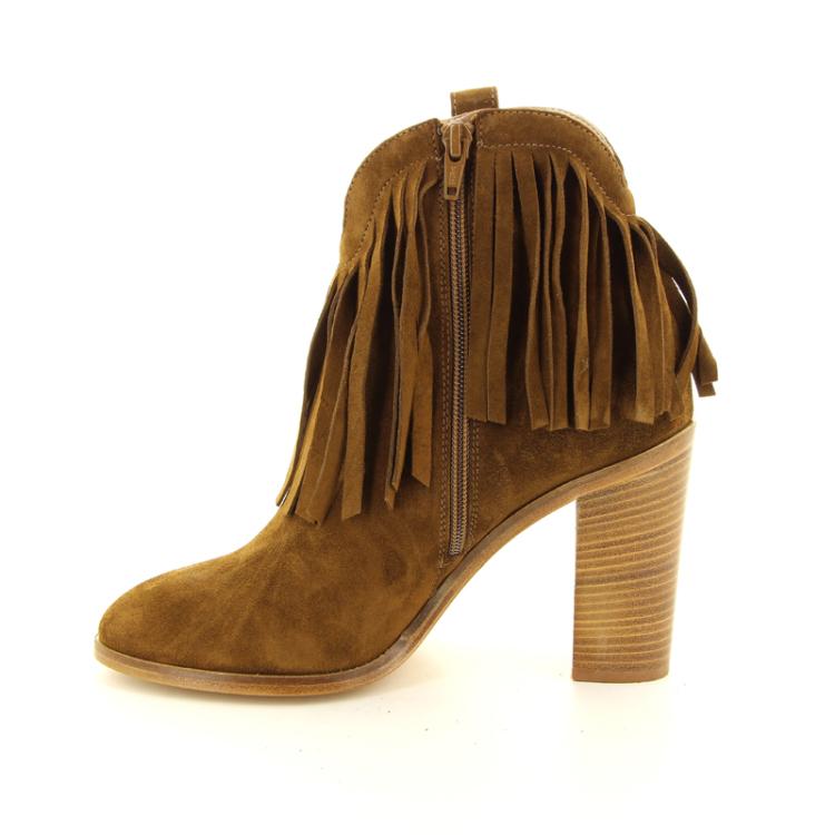 Akua damesschoenen boots naturel 11719