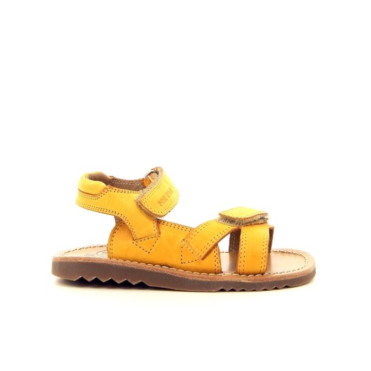 Pom d'api kinderschoenen sandaal felgeel 183412
