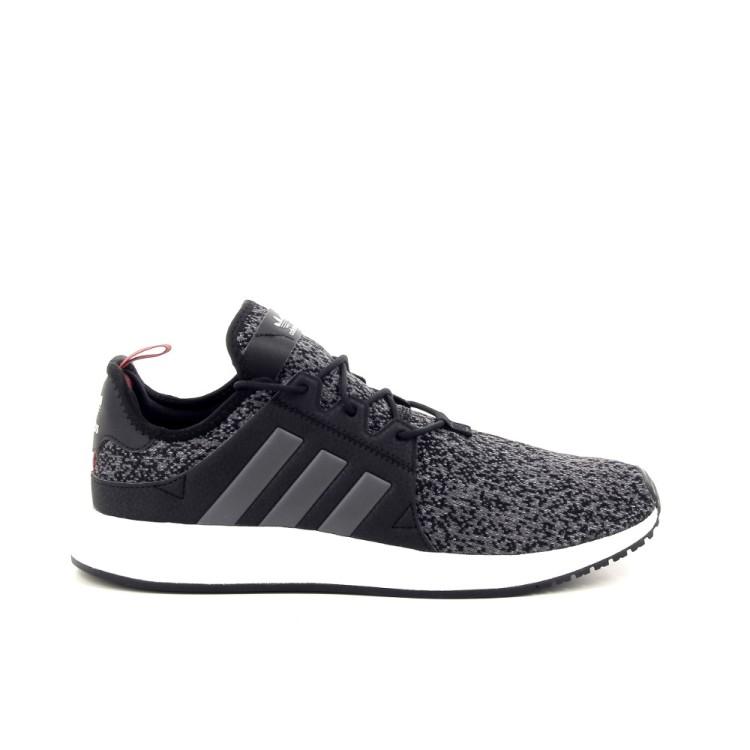 Adidas herenschoenen sneaker zwart 191387
