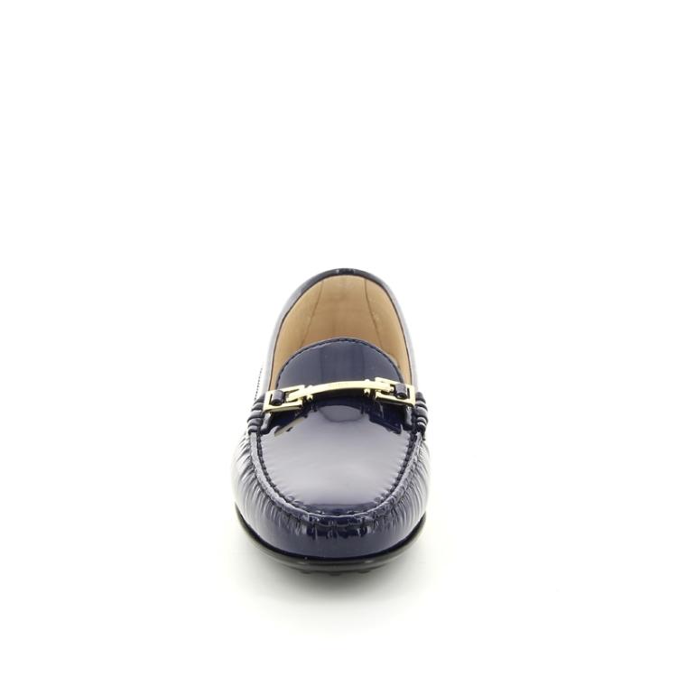 Tod's damesschoenen mocassin blauw 92648