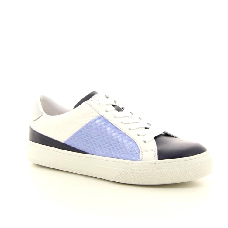 Tod's damesschoenen sneaker blauw 15269