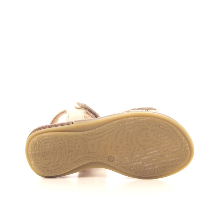 Stones and bones kinderschoenen sandaal poederrose 192099