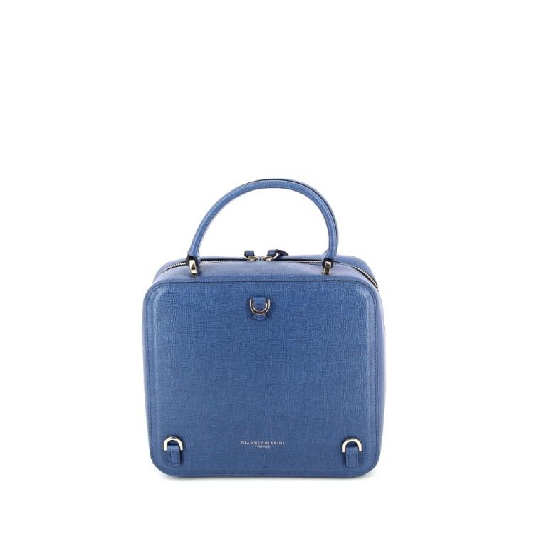 Gianni chiarini tassen handtas azuurblauw 188083