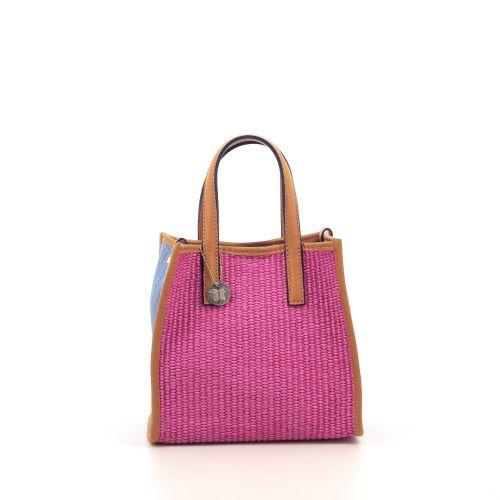 Laura di maggio tassen handtas fluogeel 205982