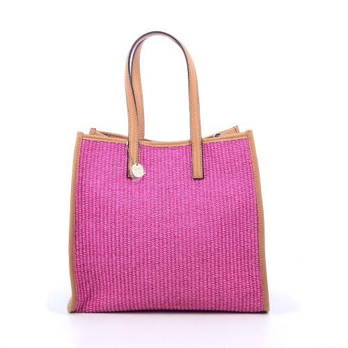 Laura di maggio tassen handtas jeansblauw 205988