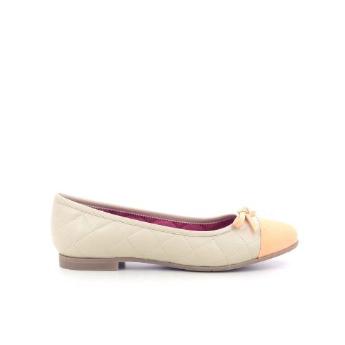 Le babe damesschoenen ballerina licht beige 183955