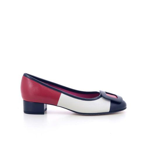 Le babe damesschoenen pump rood 205247