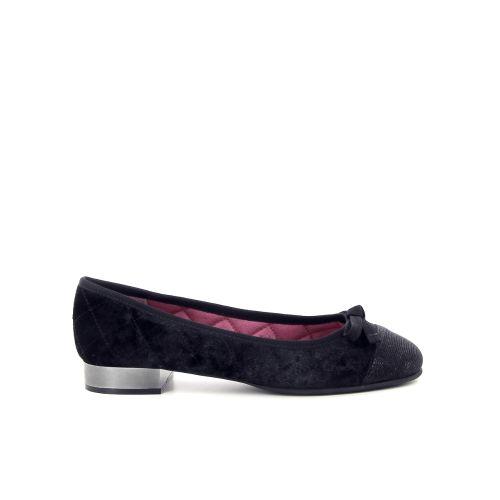 Le babe damesschoenen ballerina zwart 179399
