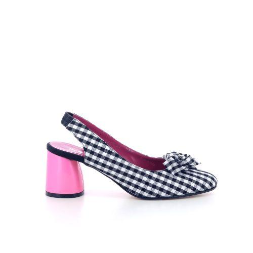 Le babe damesschoenen sandaal zwart 205253