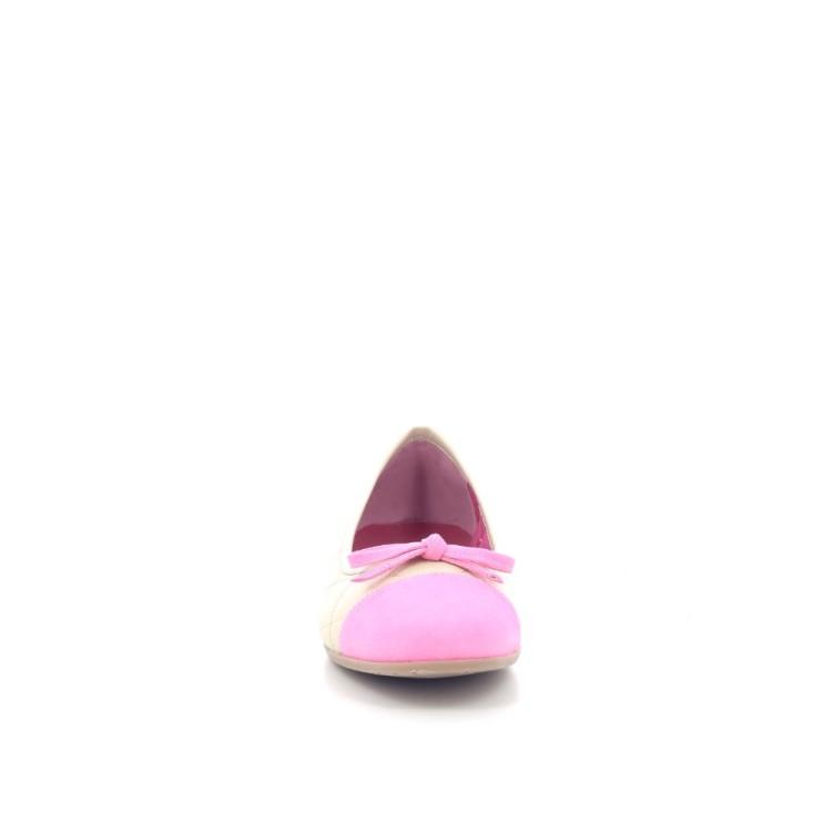 Le babe damesschoenen ballerina camel 205245