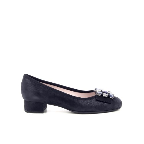 Le babe  pump donkerblauw 179389