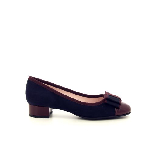 Le babe  pump donkerblauw 189949