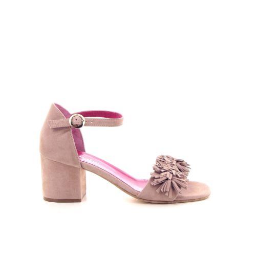 Le babe solden sandaal poederrose 174356