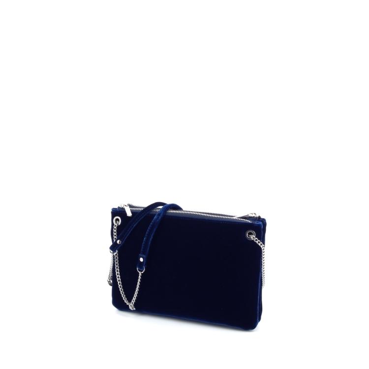 Lebru tassen handtas blauw 180756