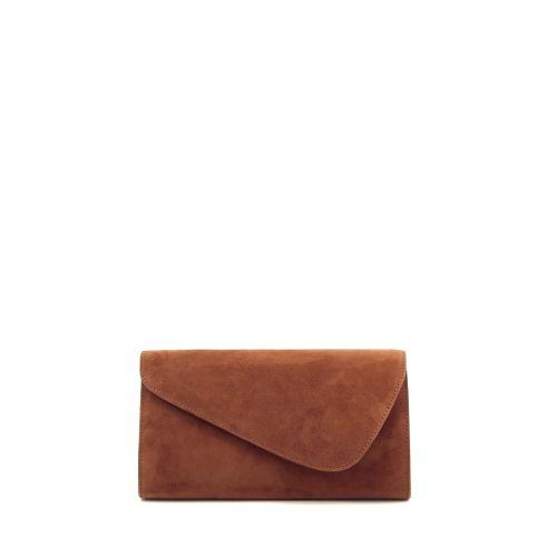 Lebru tassen handtas cognac 215514