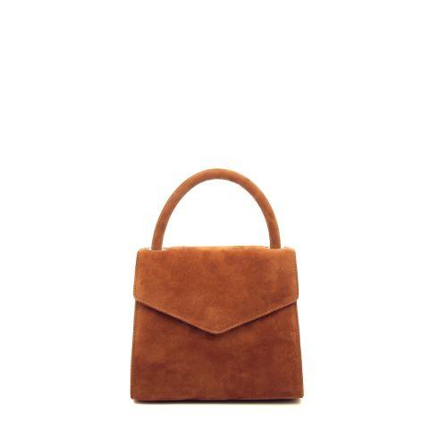 Lebru tassen handtas cognac 215530