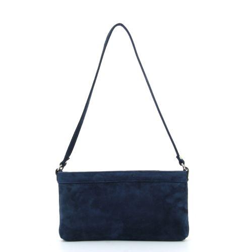 Lebru tassen handtas donkerblauw 15545