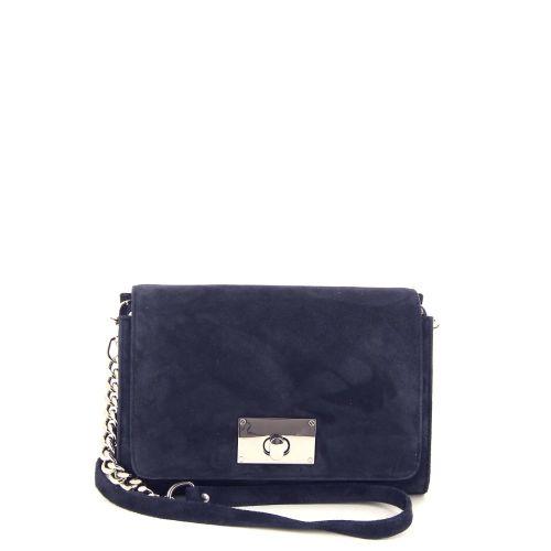 Lebru tassen handtas donkerblauw 196718