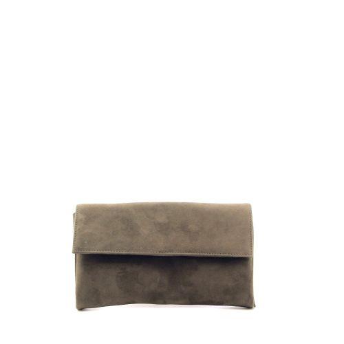 Lebru tassen handtas kaki 219563