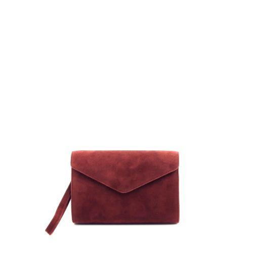 Lebru tassen handtas poederrose 207491