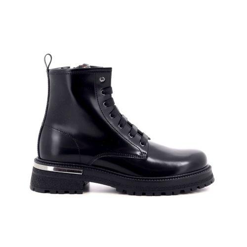 Lepi kinderschoenen boots zwart 218006