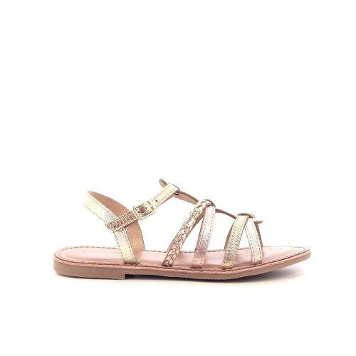 Les tropeziennes  sandaal brons 213378