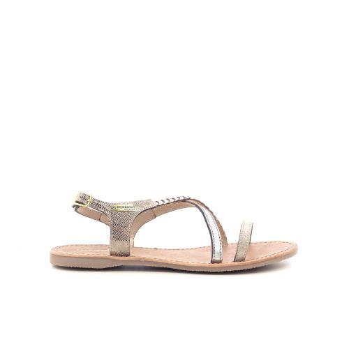 Les tropeziennes damesschoenen sandaal naturel 204468