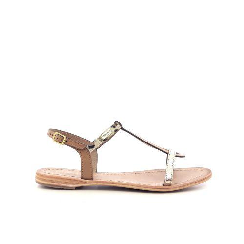 Les tropeziennes damesschoenen sandaal naturel 213388