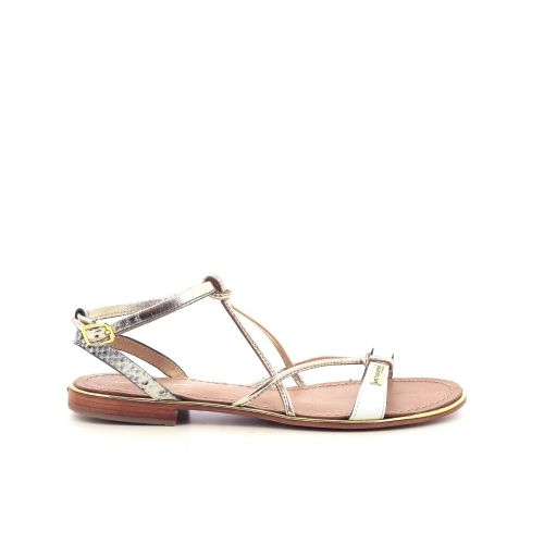 Les tropeziennes damesschoenen sandaal wit 213383