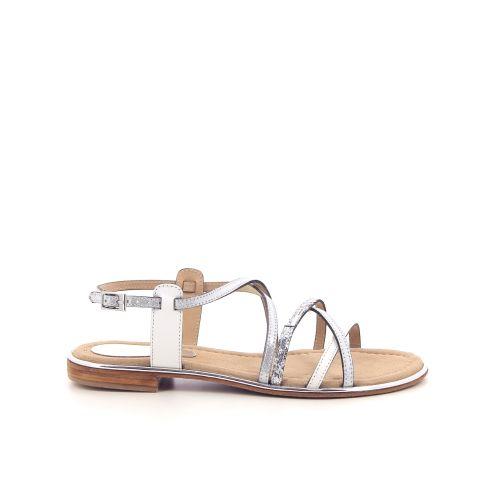 Les tropeziennes koppelverkoop sandaal wit 193742