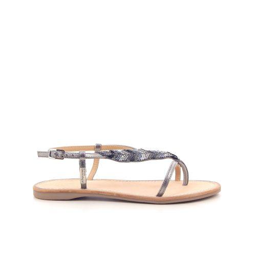 Les tropeziennes koppelverkoop sandaal zilver 193735