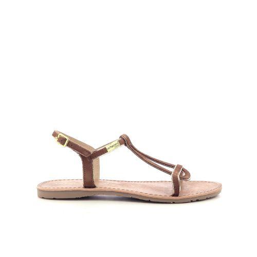 Les tropeziennes  sandaal lichtgroen 213391