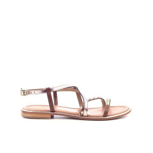 Les tropeziennes  sandaal naturel 204458