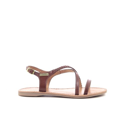 Les tropeziennes  sandaal naturel 204468