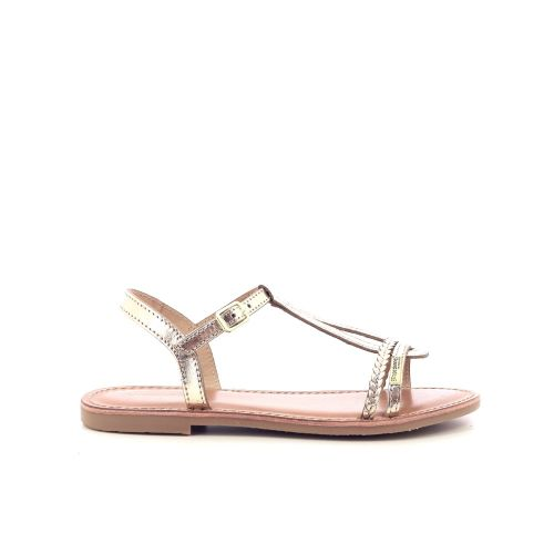 Les tropeziennes  sandaal platino 213379